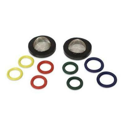 Apache Garden Hose Screen and Gasket Set, 2Pack