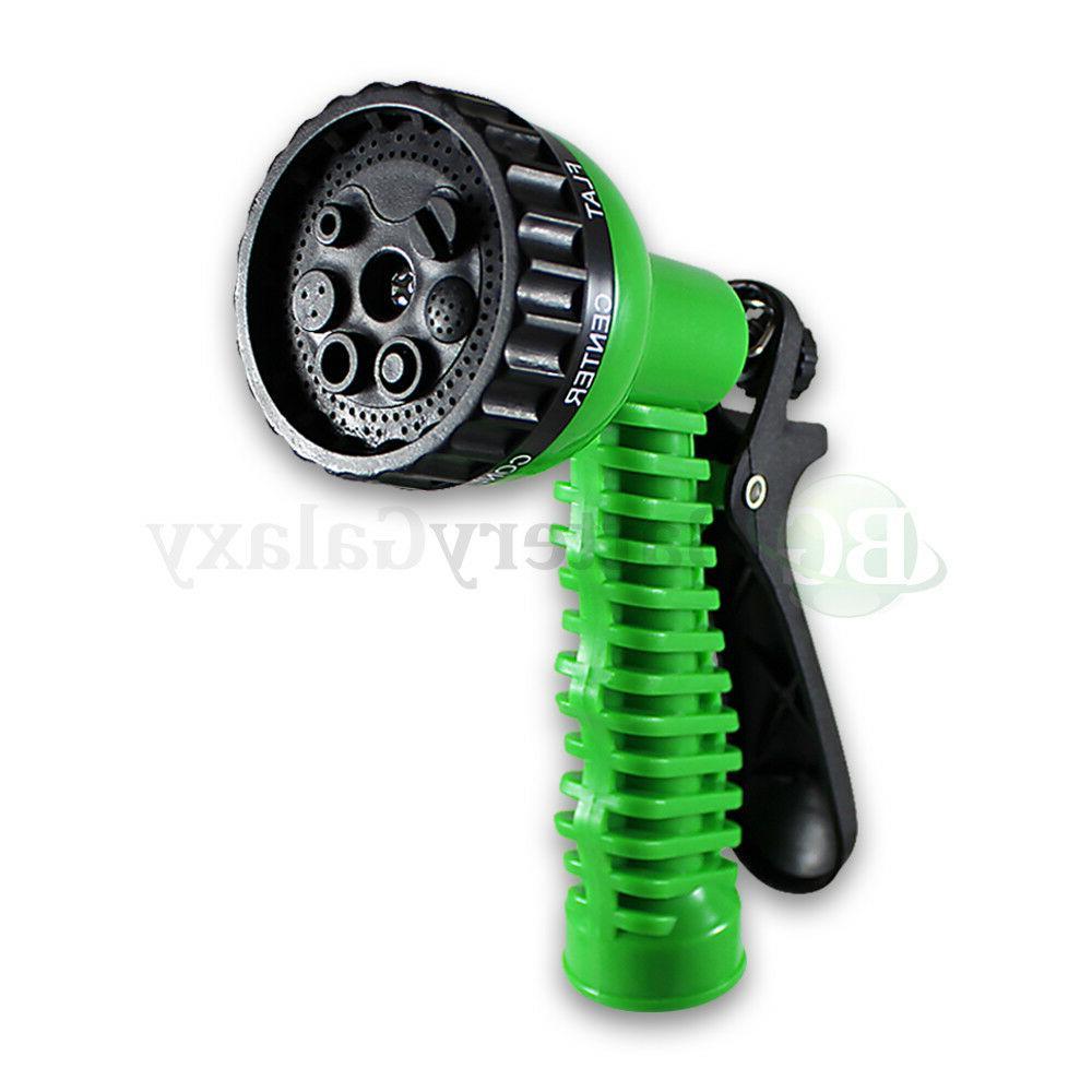 Garden Hose Head Sprayer Green/Blue 7 SPRAY