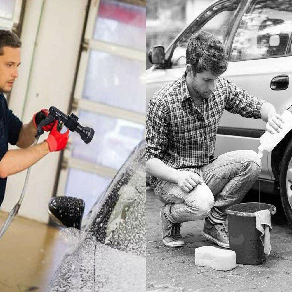 Garden & Hose Attachments Nozzle, Pressure Spray Way USA