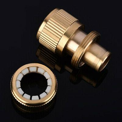 Garden Connector Lawn Water Alloy Adapter
