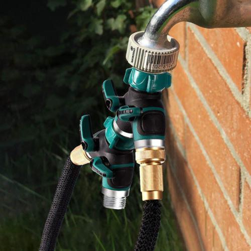 Garden Hose Splitter Way Y Watering Tool