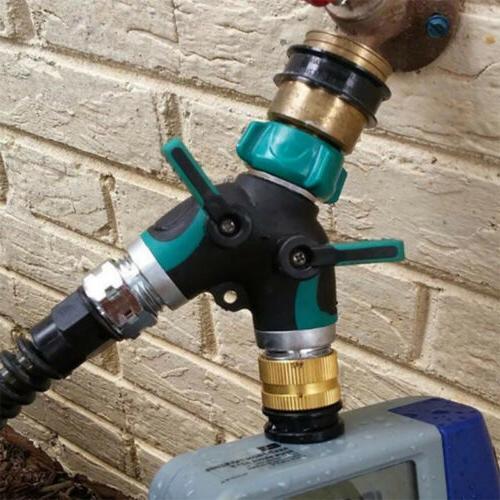 Garden Hose Splitter 2 Y Tool US