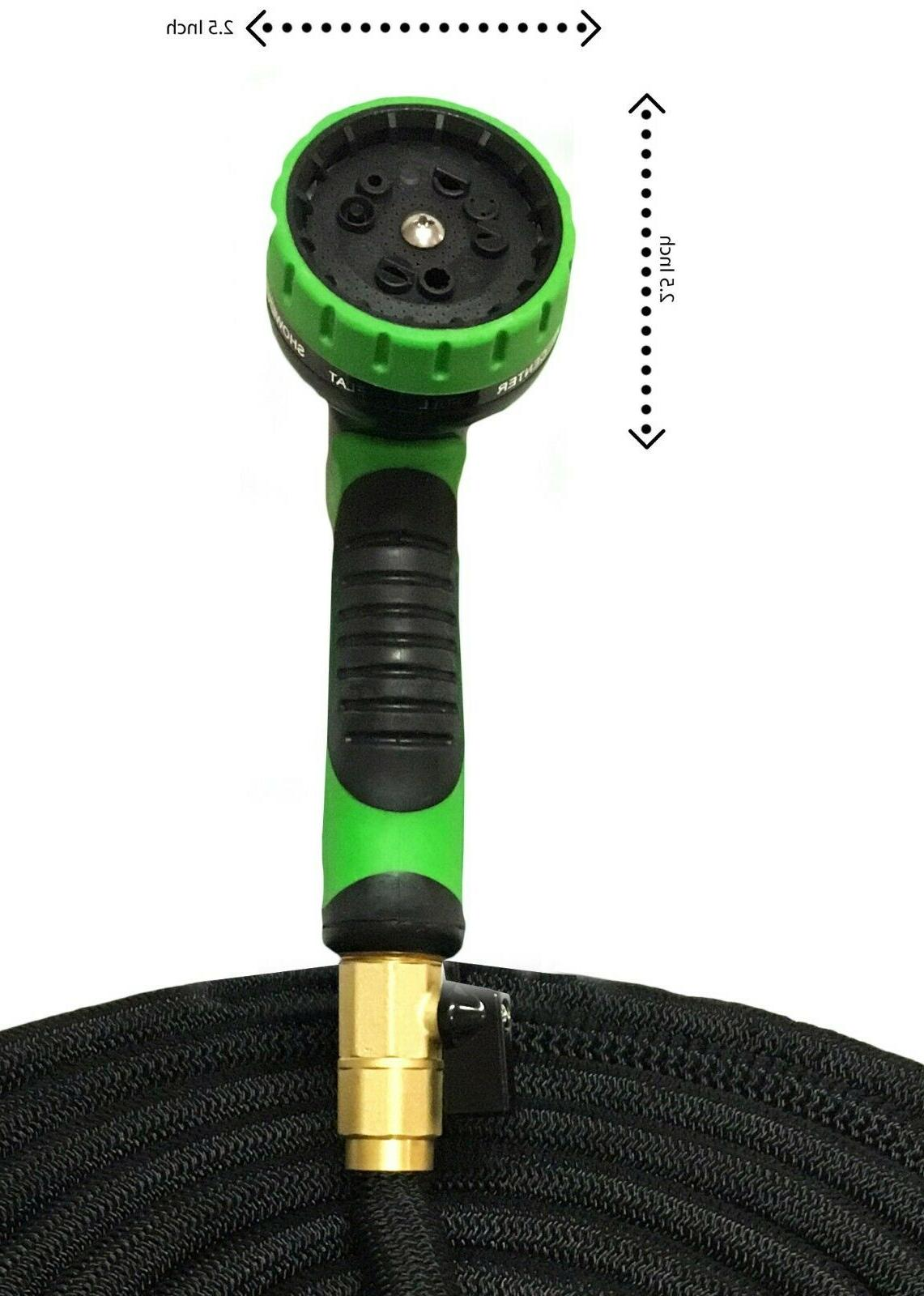Garden Water Hose up with 10 & hanger