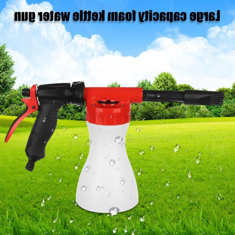 Large Hose Nozzle Foam Garden Water Car Sprayer