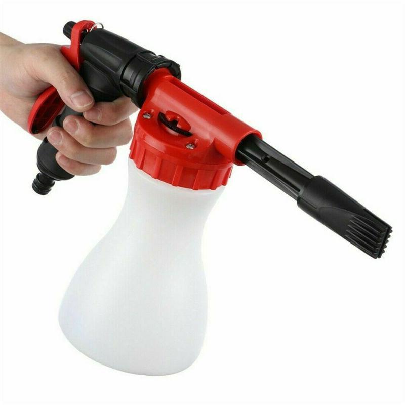 Large Foam Water Guns Car Wash Sprayer