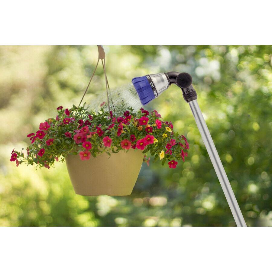 garden watering wand telescoping hose flower irrigation