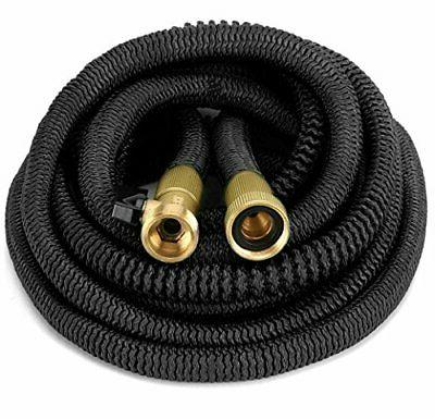 GrowGreen Heavy Duty 50' Feet Expandable Hose Set, Strongest