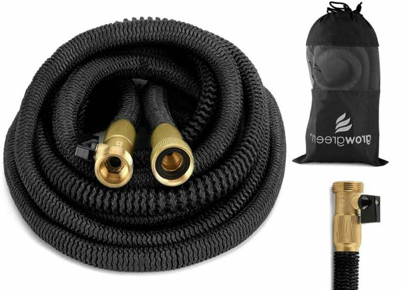 Growgreen Heavy Duty 50 Feet Expandable Hose Set, Strongest