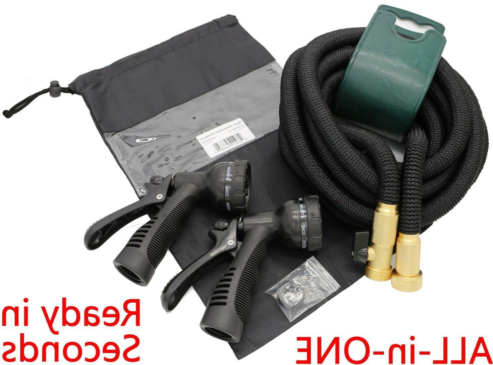 Heavy Duty 3X Set: Nozzles + Bag