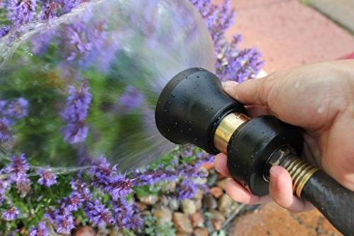 Heavy Duty Style Nozzle Fits All Hoses - Pressure Your or Your – Proof Lifetime Guarantee