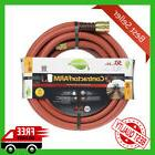 high pressure hose water sprayer garden irrigation