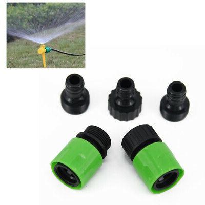 Hose Connectors Adapter Garden Tap Yard Outdoor Accessories