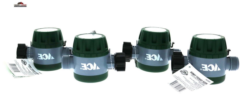 Hose Faucet Timer Garden Lawn Sprinkler Pack New