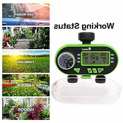 Hose Timers Garden Water Irrigation For