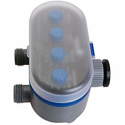 """Hose Timers Dual-Valve Water Sprinkler Controller Valve, """""""
