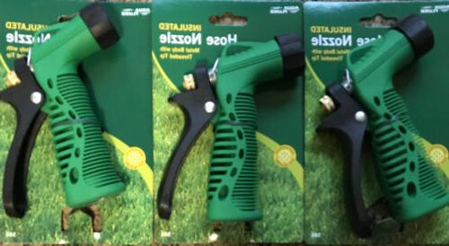 insulated garden water hose nozzle 564 contour