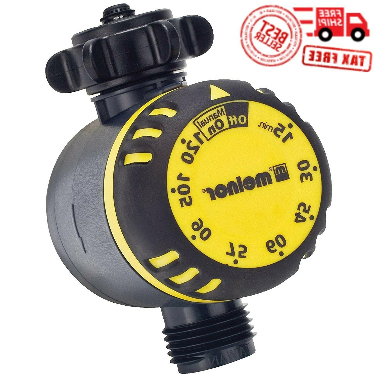 Melnor Water Timer for Outdoor Hose