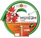 "Apex Medium Duty Lawn & Garden Hose 50ft 5/8"" diameter All P"