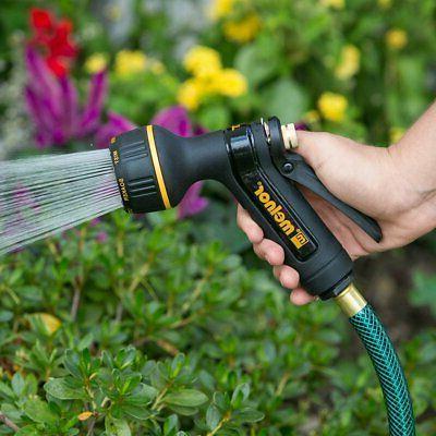 Melnor Rear Trigger 7 Metal Garden Hose Nozzle