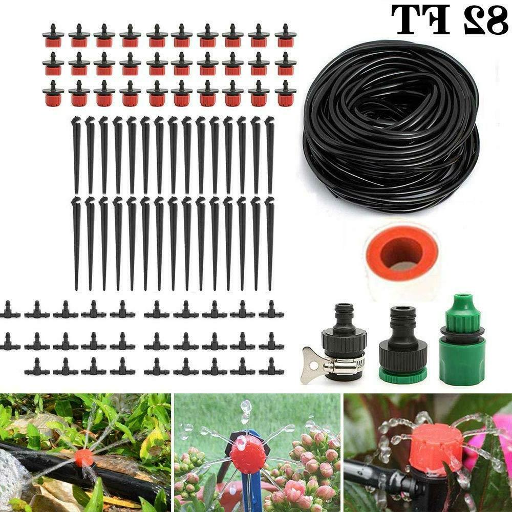 Garden Tee Joints Hose Timer Irrigation System High quality Dripper Plant New