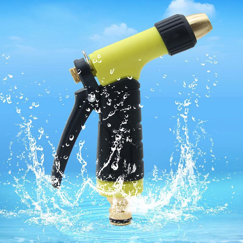 For Lawn <font><b>Spray</b></font> Water <font><b>Nozzle</b></font> Car High Quality Plastic Water Gun
