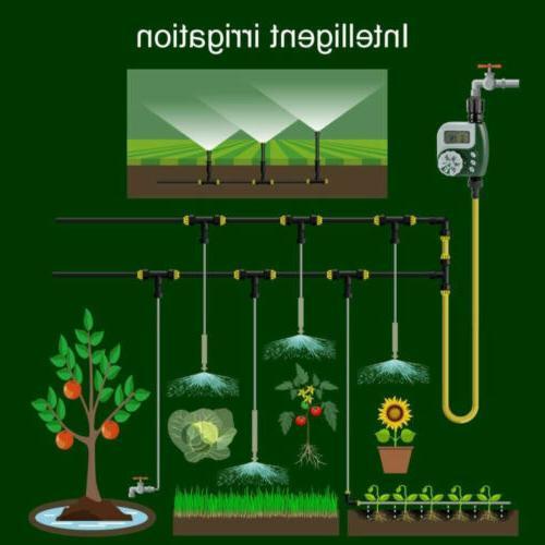 Outdoor Irrigation Timer US