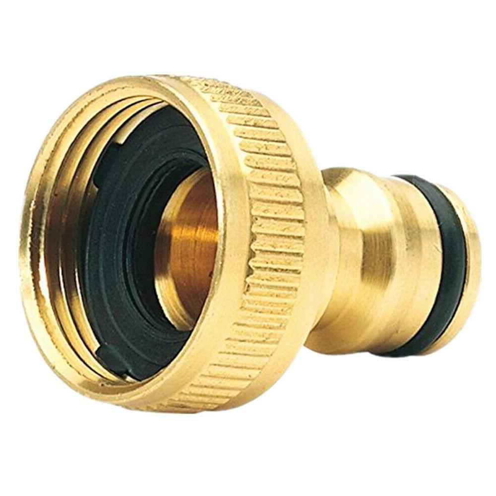 practical brass garden hose tap connector 3