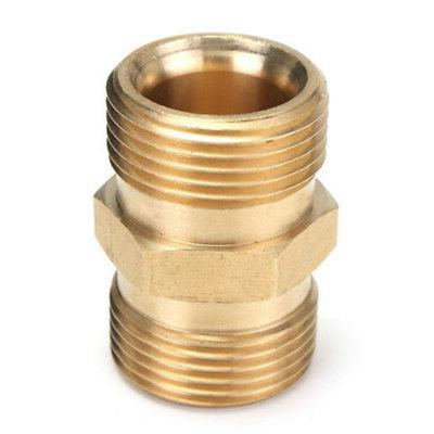 Pressure Washer Adapter Female Convert To Male M22*14mm Quic