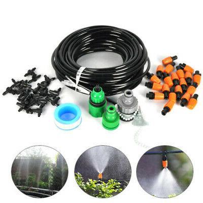 Self-Timer Garden Hose Micro Drip Auto Gardening Irrigation Equipment Kits