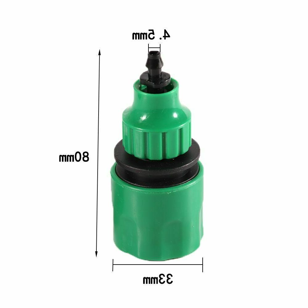 Single-ways Quick Hose Connectors Plastic
