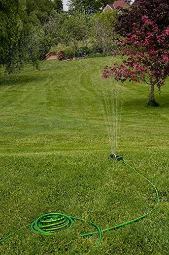Swan Products SMF58050CC MaxFLEX Garden Hose with Crush 50' Green