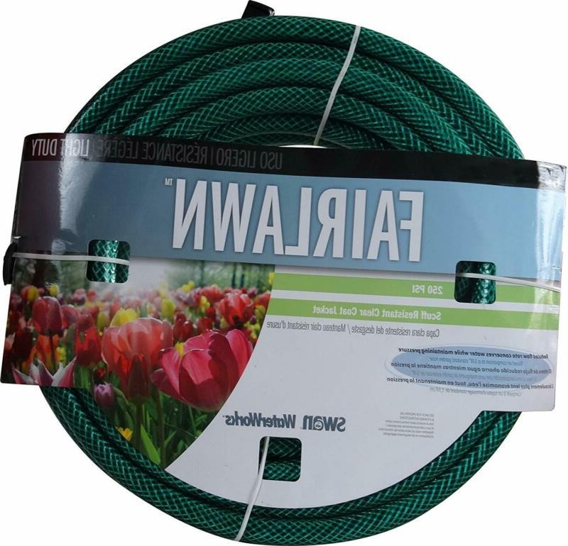 Swan Products Sncfa12050 Fairlawn Garden Hose 50'