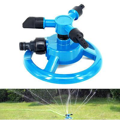 Sprinkler Lawn Rotating Water Hose Irrigation Automatic Equipment