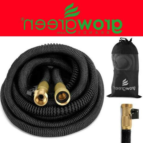 strongest garden hose heavy duty expandable set
