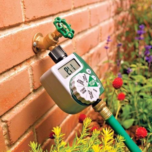 Auto Sprinkler Digital Watering