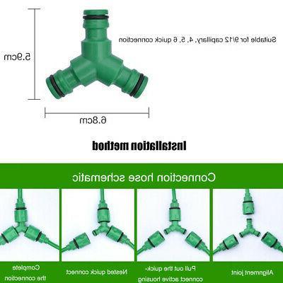 Universal Garden Pipe Adapter