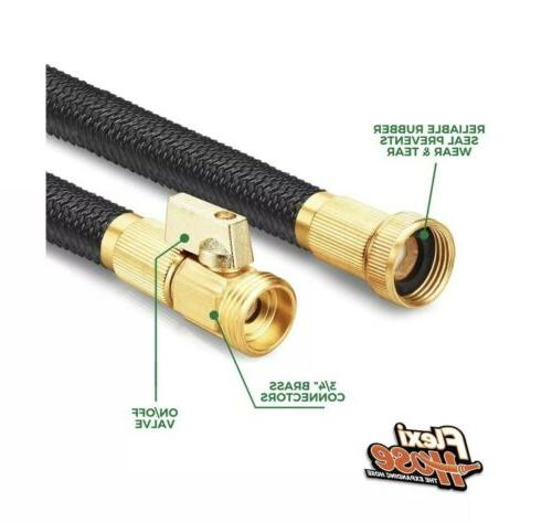 Flexi 50 Extra Solid Brass