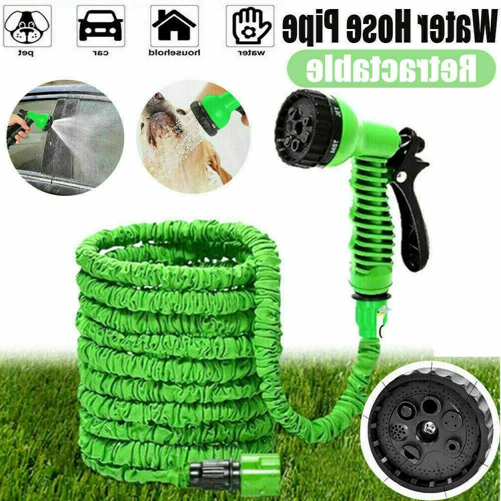 USA 100 Expandable Garden Hose Spray