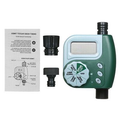 Water Garden Irrigation Faucet Timer Automatic