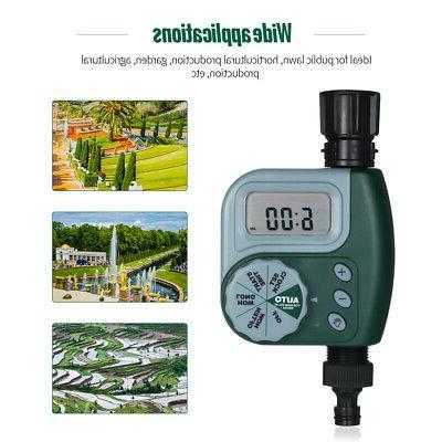 Water Outdoor Irrigation Hose Timer
