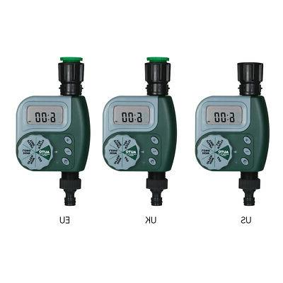 Water Outdoor Irrigation Timer Automatic