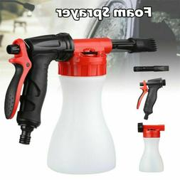 large capacity hose nozzle foam spray gun