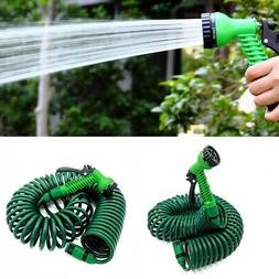 Latex EVA FT Expanding Flexible Garden Water Hose With Spray
