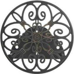 Liberty Decorative Hose Butler, Bronze