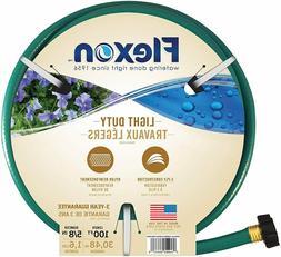 Flexon Light Duty 3-Ply Nylon Reinforced 50 Foot 5/8 Inch Ga