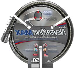 NeverKink Max 5/8-in x 50-ft Premium Kink Free Garden Hose M