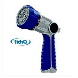 .Orbit Max 8 Pattern Nozzle Spray Hose Garden Water Adjustab