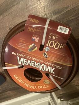 NeverKink Max 5/8-in x 100-ft Premium-Duty Kink Free Flexibl