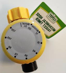 Expert Gardener Mechanical Hose Faucet Timer