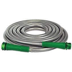 Best Metal Garden Hose 50' Original 304 Stainless Steel free